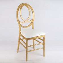 Gold Phoenix Chair