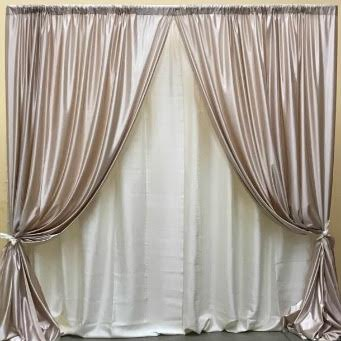 Wedding Backdrop Rentals | A&B Party and Tent Rental