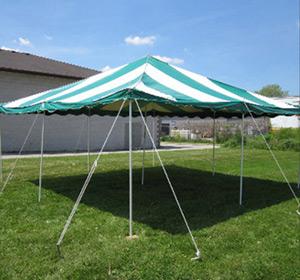 Canopies (DIY option)