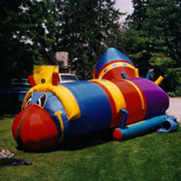 caterpillar-inflatable