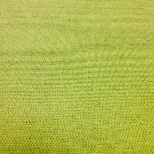 Green Burlap Table Runner