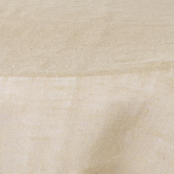 rustic wheat linen